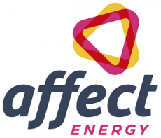 Energy supplier: Affect Energy Logo