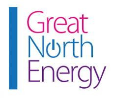 Energy supplier: Great North Logo