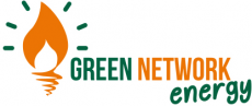 Energy supplier: Green Network Energy Logo
