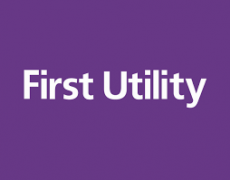 Energy supplier: First Utility Logo