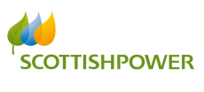 Energy supplier: Scottish Power Logo