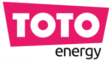 Energy supplier: TOTO Energy Logo