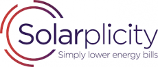 Energy supplier: Solarplicity Energy Logo