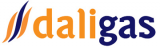Energy supplier: Daligas Logo