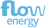 Energy supplier: Flow Energy Logo