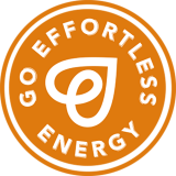 Energy supplier: Go Effortless Energy Logo