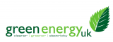 Energy supplier: Green Energy UK Logo