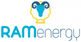 Energy supplier: RAM Energy Logo
